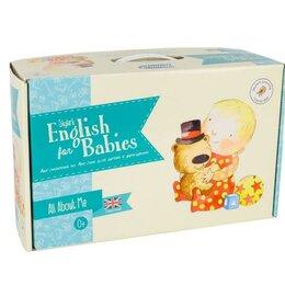 """Белье - Комплект Умница """"Skylark English for Babies"""", 0"""