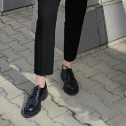 Ботинки - Дерби(полуботинки) из 100% кожи , 0