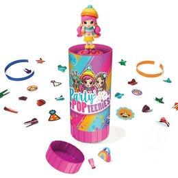 Игровые наборы и фигурки - Party PopTeenies мини куколки с конфетти, 0