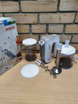Миксеры - Миксер Bosch MFQ4080, 0