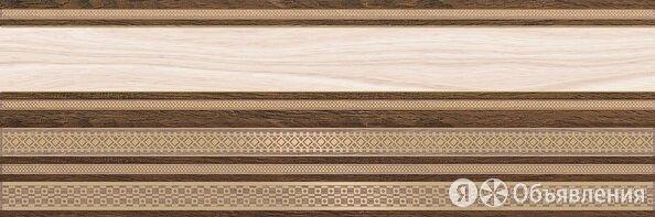 Декор 04-01-1-17-04-11-1669-1 Мирра 20x60 Нефрит-Керамика по цене 495₽ - Керамическая плитка, фото 0