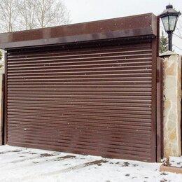 Заборы, ворота и элементы - Роллетные ворота Дорхан , 0