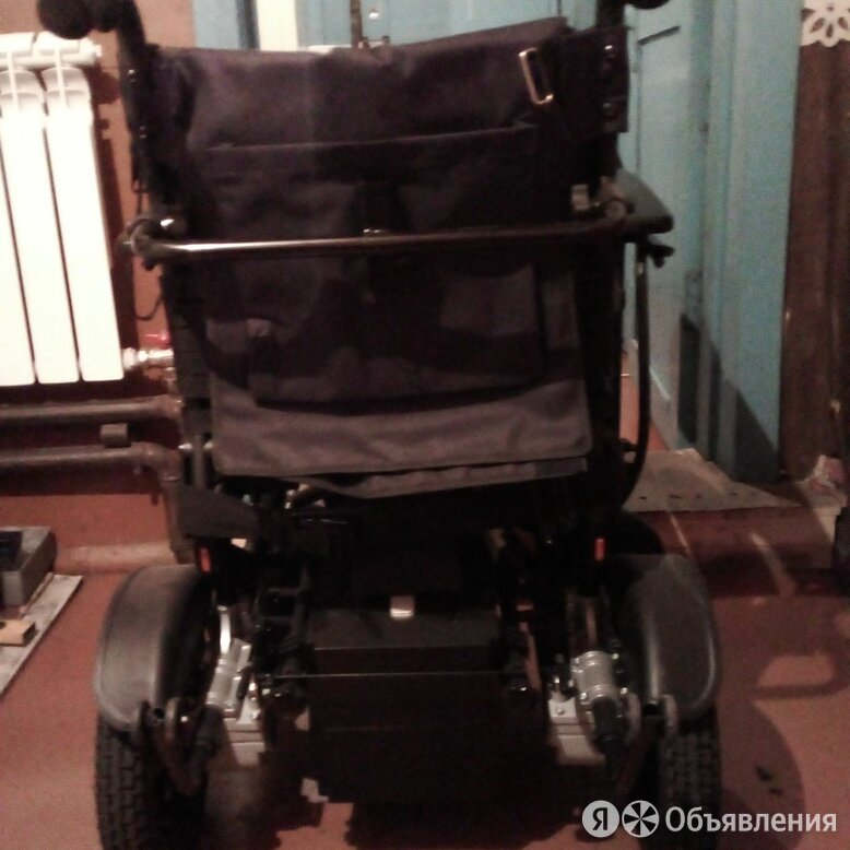 Инвалидная коляска с электроприводом по цене 47000₽ - Устройства, приборы и аксессуары для здоровья, фото 0