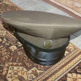 Военные вещи - Общевойсковая фуражка офицера ссср, 0