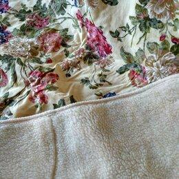 Одеяла - Одеяло двустороннее - овечья шерсть и хлопок. Беларуссия. 140 х 200, 0