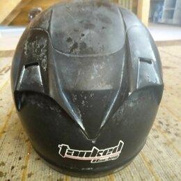 Мотоэкипировка - Шлем мотоциклетный, 0