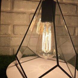Ночники и декоративные светильники - Люстра(светильник) лофт , 0