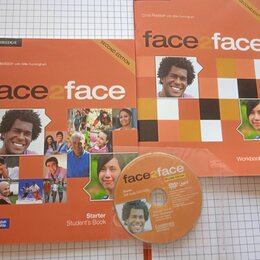 Учебные пособия - Face2face 2nd edition starter учебник, 0