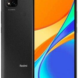 Мобильные телефоны - Смартфон Xiaomi Redmi 9C 3ГБ 64ГБ Midnight Gray чёрный, 0