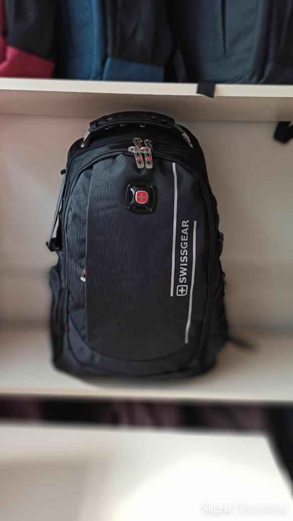 Рюкзак  swiss мужской школьный спортивный по цене 1700₽ - Рюкзаки, фото 0