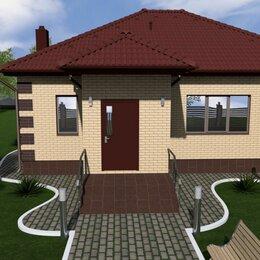 Готовые проекты, методики, технологии - Проект одноэтажного дома 86 м2., 0