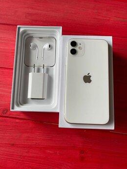 Мобильные телефоны - iPhone 11 64 Gb Silver, 0