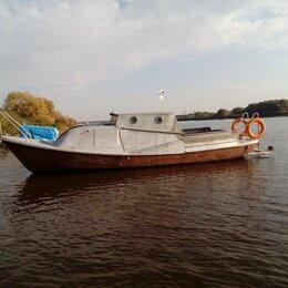 Моторные лодки и катера - Дизельный водоизмещающий катер пр. 1424Т, 0