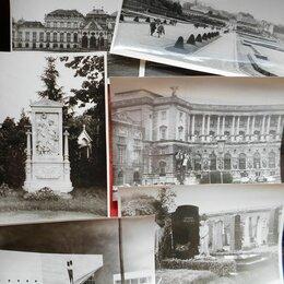 Фотографии, письма и фотоальбомы - Черно-белые фотографии 1956 г. Вена.Прага., 0