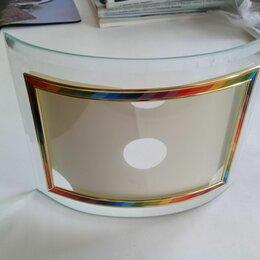 Фоторамки - Фоторамка стеклянная выпуклая, 0