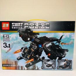 Автокресла - Конструктор Swat Police 3 в 1 ZB5521, 0