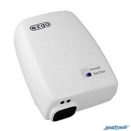 Сушилки для рук - G-Teq Электросушилка для рук G-Teg 8809pw (1.2 кВт) (пластик, белый), 0