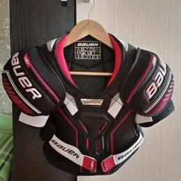 Защита и экипировка - Хоккейный нагрудник bauer L/G, 0