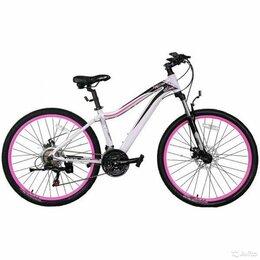 Велосипеды - Велосипед женский алюминий elis 26 Теч Теам Россия, 0