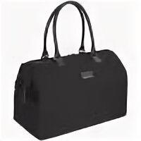 Дорожные и спортивные сумки - Сумка женская M Lady Plume, черная, 0