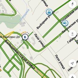 GPS-навигаторы - Обновление карт навигации, 0