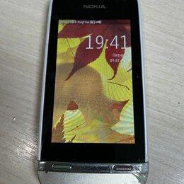 Мобильные телефоны - Смартфон Nokia Asha 311 , 0
