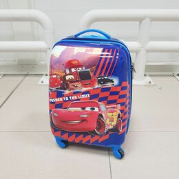 Чемоданы - Детский на колесах детский для мальчика, 0