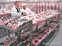 Рабочие - Упаковщик мяса на мясокомбинат, 0
