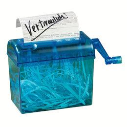 Машинки для уничтожения бумаг - Уничтожитель бумаги шредер ручной, 0