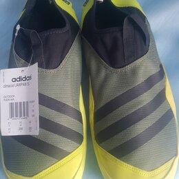 Обувь для спорта - Слипоны муж Adidas 46р, 0
