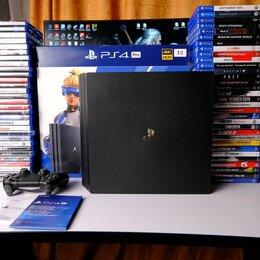 Игровые приставки - Игровые приставки Sony PlayStation 4 pro, 0
