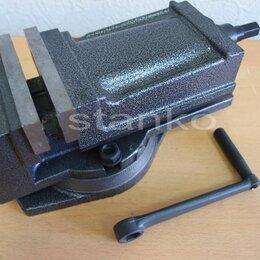Тиски - Тиски станочные поворотные 125 мм, 0