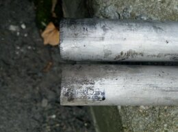 Водопроводные трубы и фитинги - Труба титановая ВТ1-0 25х2,5, 0