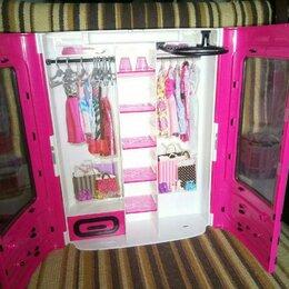 Аксессуары для кукол - Шкафы для Барби —2 шт., 0