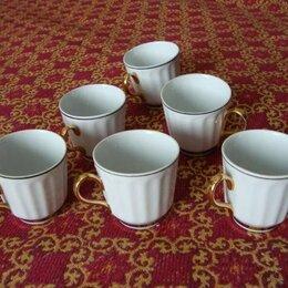 Кружки, блюдца и пары - Кофейные чашки Фарфор, 0