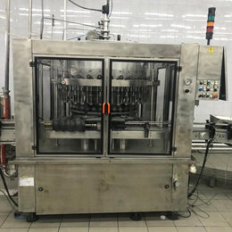 Производственно-техническое оборудование - Автомат розлива omega 000R-32 (2001), 0