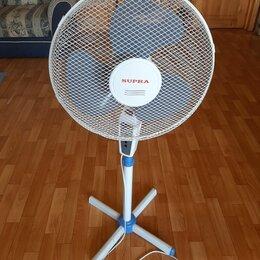 Вентиляторы - Напольный вентилятор Supra, 0