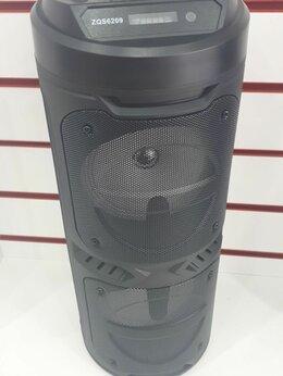Портативная акустика - Беспроводная колонка ZQS-6209 черный, 0