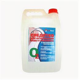 Септики - Средство для дезинфекции воды с активным кислородом «ProfAqua» 5 л, 0