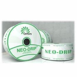 Капельный полив - Капельная лента, эмиттерная, neo-drip,, 0