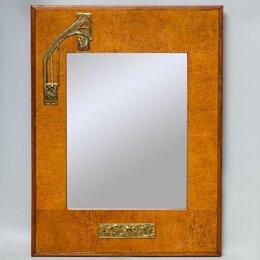 Зеркала - Старинное настенное зеркало в стиле Модерн. Россия, конец XIX- начало ХХ вв. , 0