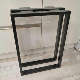 Столы и столики - Ножки для стола лофт черные, 0