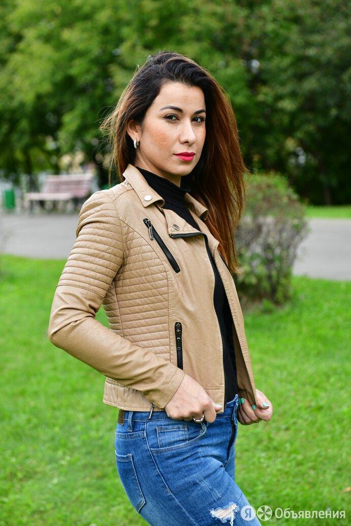 Куртка кожзам женская по цене 3500₽ - Куртки, фото 0