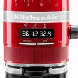 Кофемолки - Кофемолка KITCHENAID 5KCG8433EER, 0