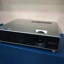 Проекторы - Популярный короткофокусный проектор от Hitachi, 0