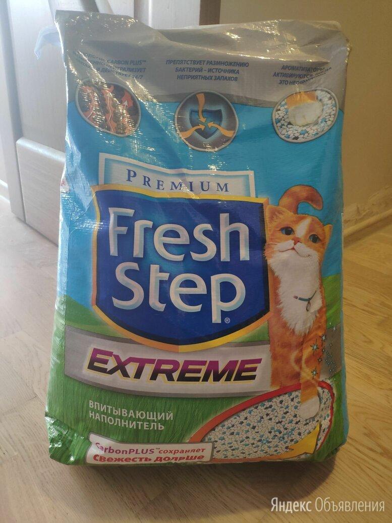 Впитывающий наполнитель Fresh step (Extreme) по цене 2000₽ - Наполнители для туалетов, фото 0