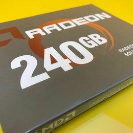 Жёсткие диски и SSD - SSD Накопитель AMD Radeon R5 Series 240GB, 0
