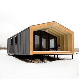 Готовые строения - Канадский модульный дом, 0