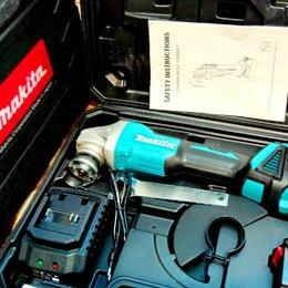 Шлифовальные машины - УШМ Болгарка аккумуляторная , 0