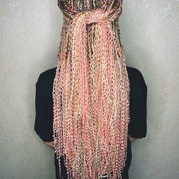 Аксессуары для волос - Афрорезинки,все виды афроплетения, 0